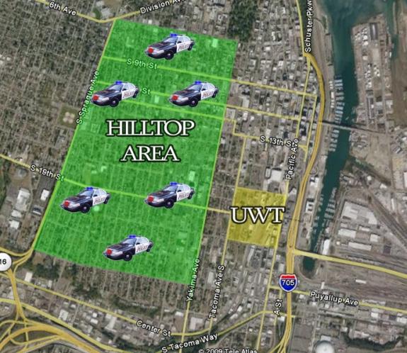 UWT and Hilltop