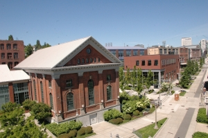 University of Washingon Tacoma satellite campus, courtesy of Wikipedia