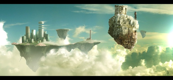 """Cloud Civilization"" - Grimdar"