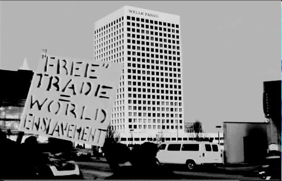 """Free"" Trade World Enslavement"