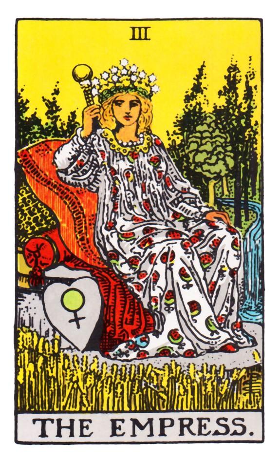 tarot-empress