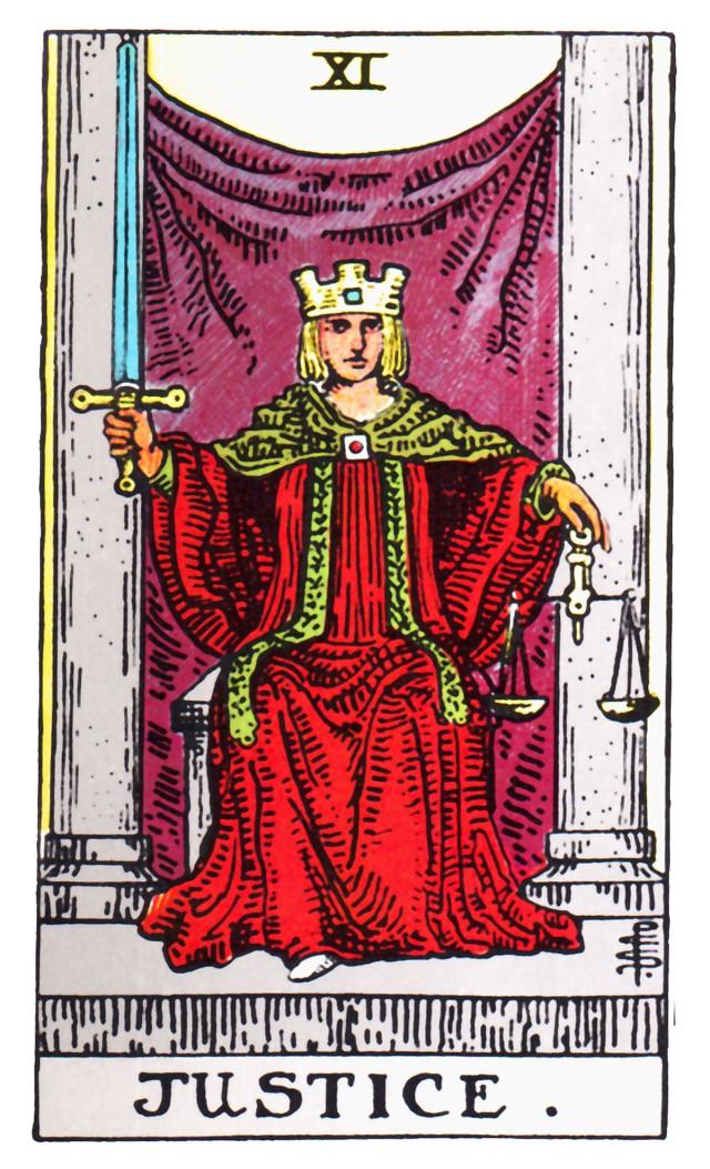 tarot-justice