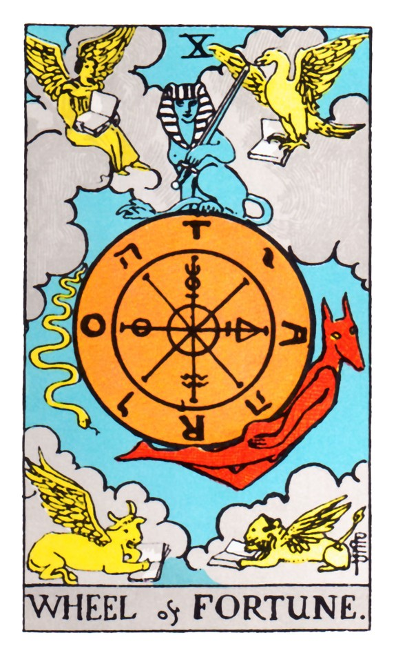 tarot-wheeloffortune